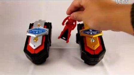:赤龙转载:[新版VS旧版]海贼战队豪快者 DX变身手机 赤红版与普通版对比