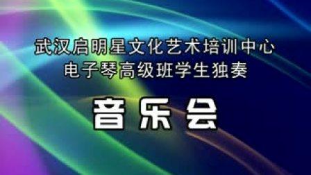 武汉市启明星艺术培训中心电子琴高级班学生独奏音乐会
