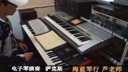 电子琴演奏 瓜沥芦老师