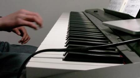 三寸天堂(步步惊心)钢琴