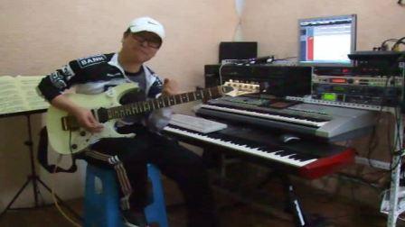 芦老师 吉他演奏萨克斯曲
