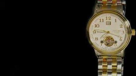 实拍[明记世家] 手表广告  mingjishijia.com