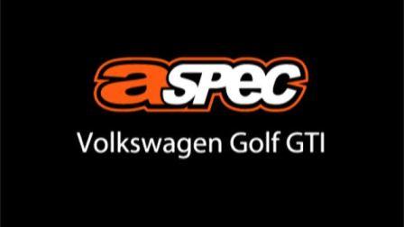 大众高尔夫 GTI 改A Spec排气