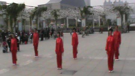 聊城洪武太极德胜队42式太极剑表演