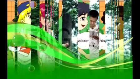 仁爱英语七年级上同步课堂辅导DVD6.1