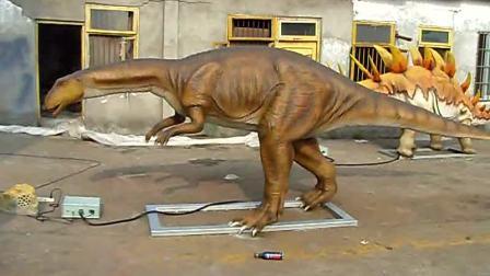 机械恐龙-禄丰龙视频