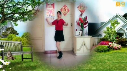 桂林香妹广场舞《老公老公我爱你》编舞:苿莉