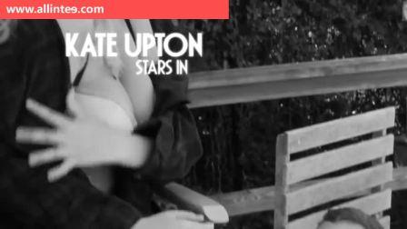 【Allintee】Kate Upton 拍摄德国版《Vogue》喷血短片