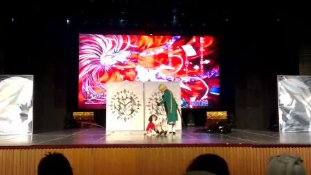 2013哈尔滨冰雪动漫节《潘多拉之心-断罪之岚》 夏至动漫社出品