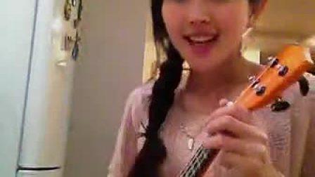 钟恩淇尤克里里ukulele弹唱<抹香香>!