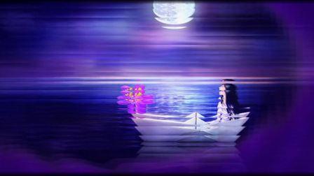 舒缓音乐《紫色的梦》重庆花卉园 HD 音乐风光