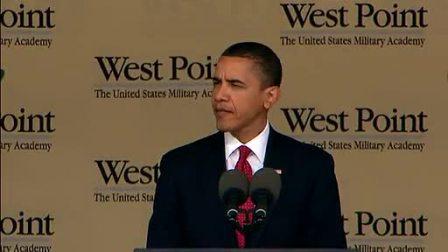 奥巴马2010年05.22西点军校毕业典礼演讲