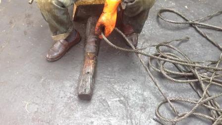 插编钢丝绳教学步骤2