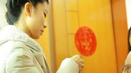 甜蜜时光(SWEET-TIME)摄影工作室_番禺市桥SWEET-TIME婚礼录像高清效果