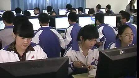 人教版九年级语文蒹葭陈鲲初中语文课堂实录视频初中语文课堂