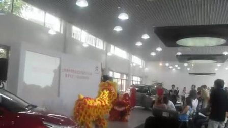 凯舟文化之舞狮表演069