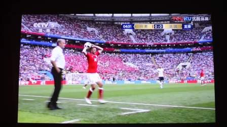 极米H2世界杯