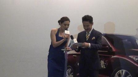 【高清】吴秀波--20131114英菲尼迪上海明星见面会