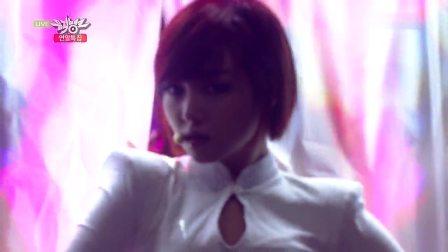 【OC】131220.KBS.音乐银行. miss A - Hush 现场版