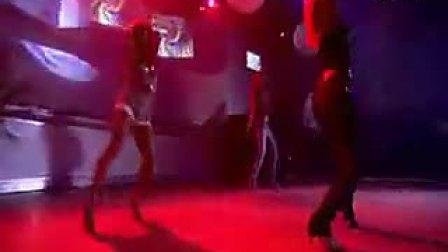 美国 夜店 酒吧 性感 舞蹈 教学 女人 时尚