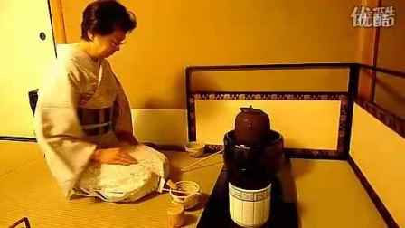 日本宇治抹茶茶道