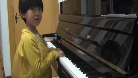 张晓国钢琴教学中心(承德)崔乔祎 渔光曲