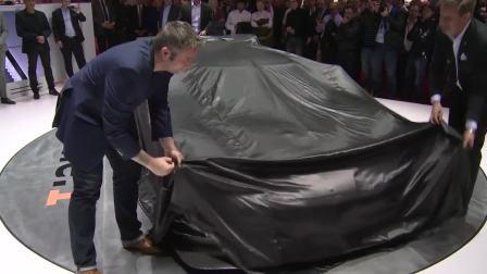 科尼赛克 One-2014年日内瓦车展