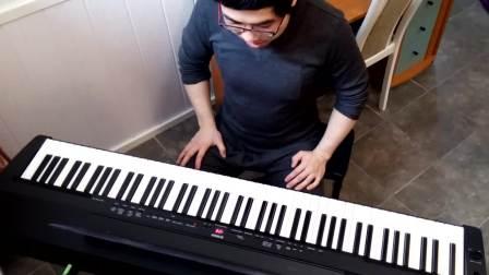许粲昊 巴赫 平均律 第一卷 第一首 前奏曲