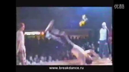 【粉红豹】Boty_Russia_2002_(bboy_Nazim)_powermoves_Breaking