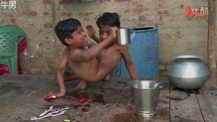 我们会保持这样 即使老去 印度连体婴兄弟盼永不分离