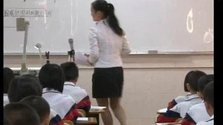 小学三年级数学微课教学片段示范视频《认识三角形》(探究类)(2)