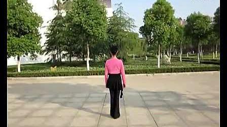 艳艳广场舞 我的新娘在草原 背面_标清