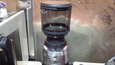 莫拉咖啡的惠家ZD17磨豆机操作讲解