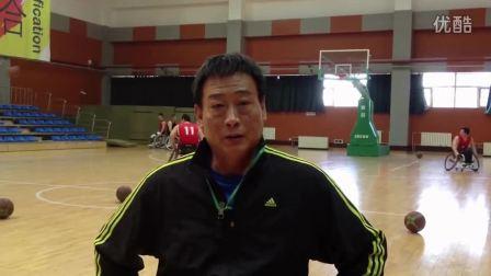 2014年全国轮椅篮球锦标赛宣传片