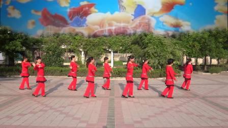 淮北矿嫂广场舞哑巴新娘(团队版)