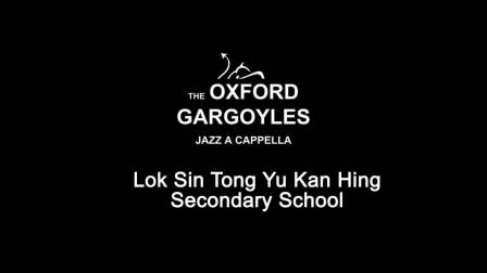 The Gargoyles visit YKH on Tour in Hong Kong