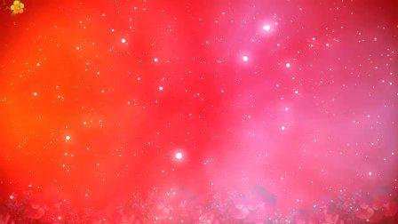 LED234 新年灯笼蛇年元宵节LED背景素材