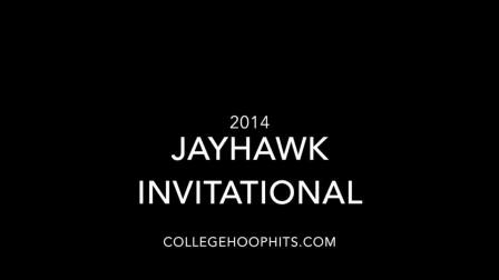 Diamond Stone _ Josh Jackson 2014 Jayhawk Invitational