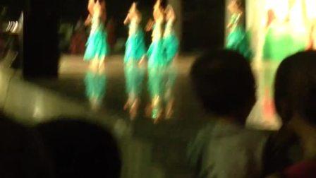 万绿广场表演印度舞