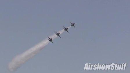 "Rockford 2014航空节-美国空军""雷鸟""飞行表演队"