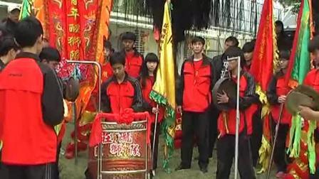 2014潮州市青龙廟会庄隴青年醒狮队!更胜黄飞鸿