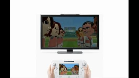 Wii Sports Club - baseball and boxing footage