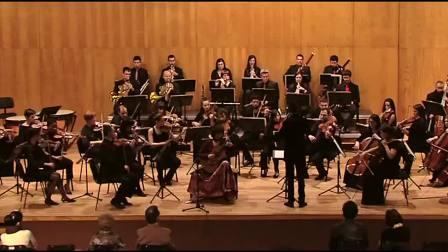 玛格丽塔·阿兰胡艾斯协奏曲Margarita Escarpa Rodrigo Aranjuez
