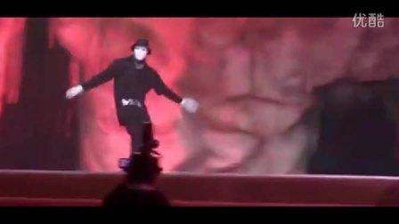 美国街舞天团 假面舞客万圣节表演Knott's