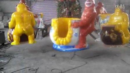 熊出没大战光头强游乐设备 新型游乐设备 河南浩奇游乐设备