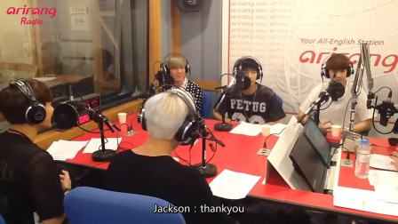 【三站联合】140707arirang radio Super K-pop- GOT7