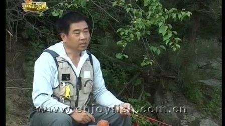 鱼乐无限 钓鱼教程 程宁钓鱼学校 6.5 抛竿压线的方法:钓平底压线方法