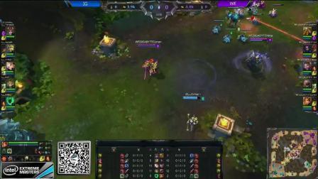 IEM9中国区线上预选赛 WE VS IG第二场