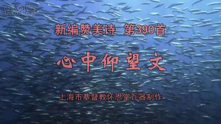 新编赞美诗_390_〈心中仰望文〉_KTV_高清_基督教