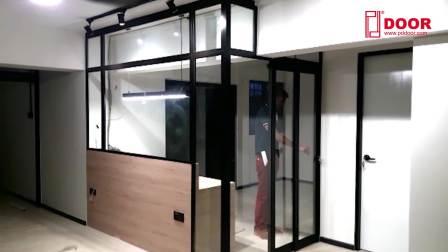 L-shaped Divider-2P+Fixed-Kitchen Entrance / Room Divider